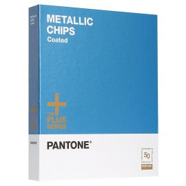 Pantone Plus Metallic Chips Coated Bog