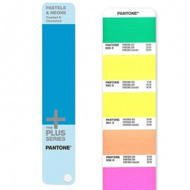 Pantone PLUS Pastels & Neon Coated+Uncoated