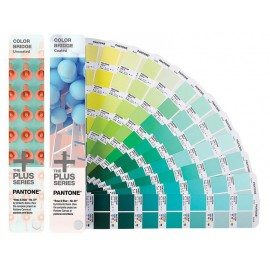 Pantone PLUS Color Bridge Coated/Uncoated
