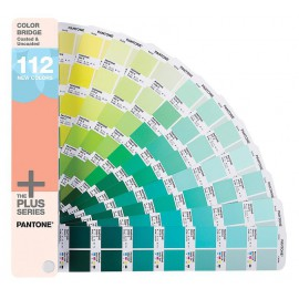Pantone Plus Supplement til Color Bridge Coated/Uncoated