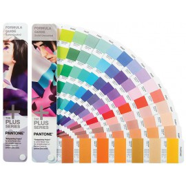Pantone PLUS Formula Guide Coated/Uncoated