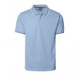Game - Pique Poloshirt med kontrast