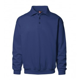 Game - Klassisk Polosweatshirt