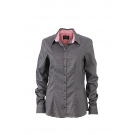 James & Nicholson - Ladies shirt