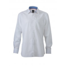 James & Nicholson - Men´s Plain Shirt