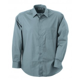 James & Nicholson - Mens Shirt Classic Fit