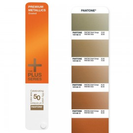 Pantone PLUS Premium Guide Metallics Coated (