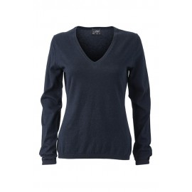 James & Nicholson - Ladies´ Pullover