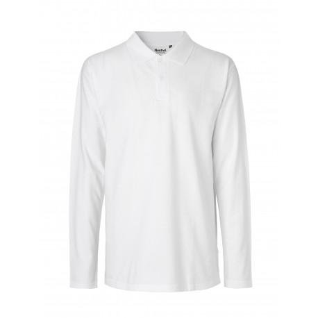 Neutral - Mens LS Polo Shirt