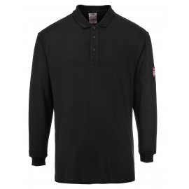 Flammehæmmende Polo Shirt
