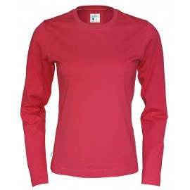 CottoVer - T-Shirt Long Sleeve Lady