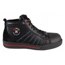 Redbrick - Onyx sikkerhedsstøvlet