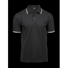 Tee Jays - Luxury Stripe Stretch Polo