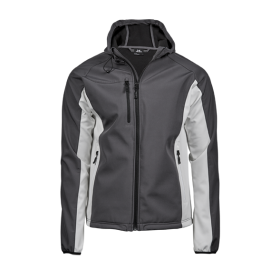 Tee Jays - Hooded Lightweight Performance Softshell