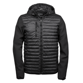 Tee Jays - Hooded Crossover Jacket