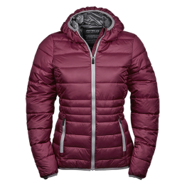 Tee Jays - Ladies Hooded Zepelin Jacket