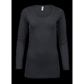 Tee Jays - Ladies Fashion Stretch Long Sleeve Tee Extra Length