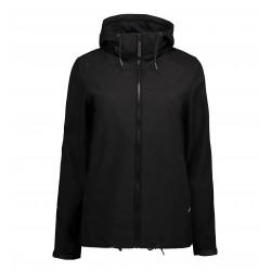 ID - Casual herre softshell jakke med hætte