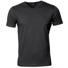 T-Times T-Shirt m. V-hals
