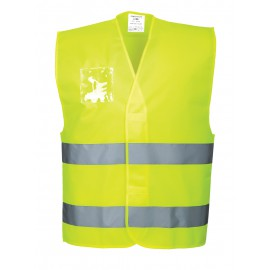 Port West - Hi-vis vest - ID kortholder