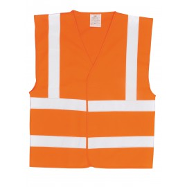 Port West - Hi vis two band & brace vest
