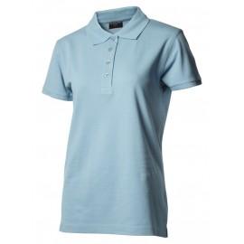 Hurricane. Lady club polo t-shirt