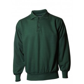 Hurricane. Derby polo sweatshirt