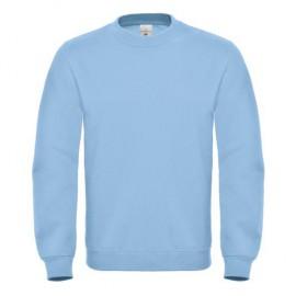 B&C - Sweatshirt med rund hals.