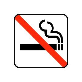 IC Skilte - Rygning ikke tilladt