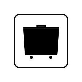 IC Skilte - Affaldscontainer