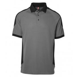 Pro Wear - Poloshirt med kontrast