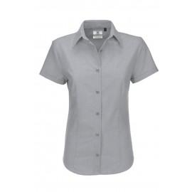 B&C - Dame Oxford skjorte