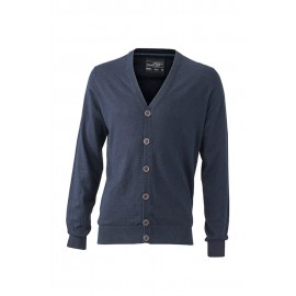 James & Nicholson - Men´s Cardigan