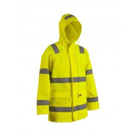 High Vis Heavy weight extreme regnjakke