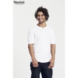 Neutral - Mens SS Granddad T-shirt