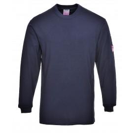 Port West - Flammehæmmende T-Shirt, langærmet