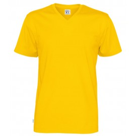 CottoVer - T-Shirt V-Neck Man