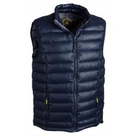 Matterhorn - Indigo, quiltet vest