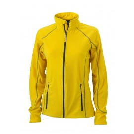 James & Nicholson - Ladies´ Structure Fleece jacket