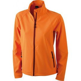 James & Nicholson - Ladies´ Softshell Jacket