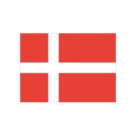 Nationalitetsflag - Danmark