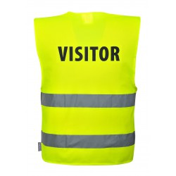 Portwest - Visitor Hi-Vis Vest