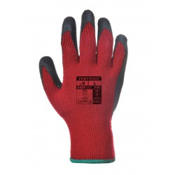 Portwest - Grip Handske, Latex, 12 par