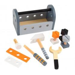 Legetøjs Værktøjskasse