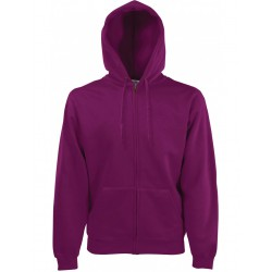 Fruit of the Loom - Classic Hooded sweat jacket