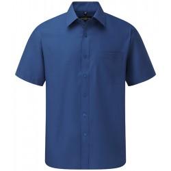 Russell - Herre poplinskjorte