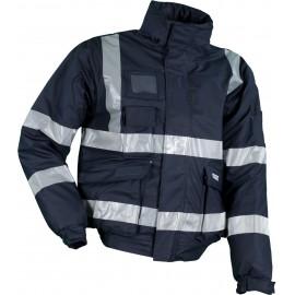 Lyngsøe - Microflex Hi-Viz kort vinter jakke LR3557
