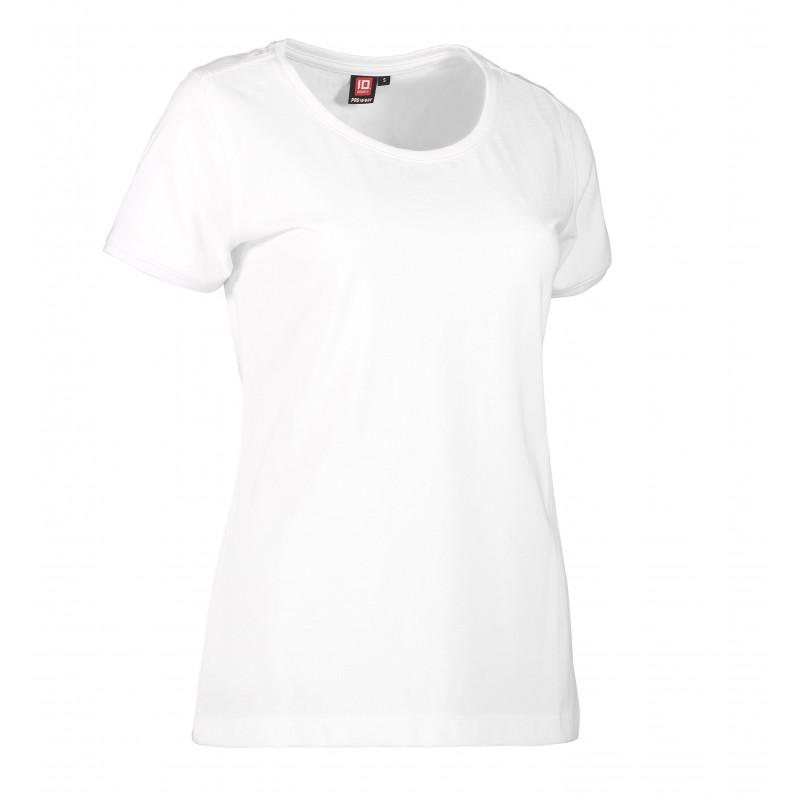 T shirt med rund hals fra pro wear