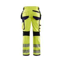 Blåkläder - High Vis Buks 4-vejs stretch