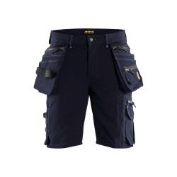 Blåkläder - Håndværker shorts 4-vejs stretch X1900